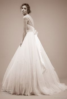 Jenny Packham Wedding Dress Spring/Summer 2011 | Wedding Inspirasi