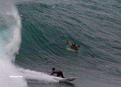 Genuine surf stoke!