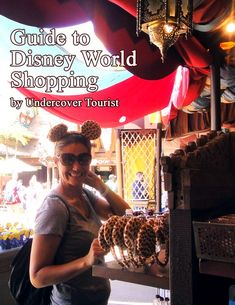 A guide to Walt Disney World Shopping from Undercover Tourist, the # 1 supplier of online discount Orlando attraction tickets.   Explore all of our helpful planning blogs to learn how to save yourself time and money during your next Disney vacation.