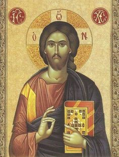 Religious Icons, Religious Art, Christ Pantocrator, Images Of Christ, Religion, Byzantine Icons, Son Of God, Orthodox Icons, Sacred Art