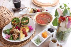 Ain Soph.Journey is a vegan restaurant in Shinjuku.  The food looks amazing x