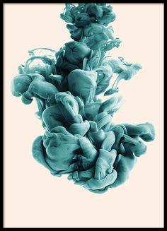 Ink cloud, julisteet ryhmässä Julisteet  / Koot / 30x40 cm @ Desenio AB (8488)