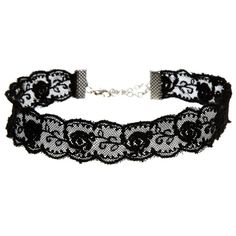 ASOS Lace Choker Necklace (27 BRL) ❤ liked on Polyvore featuring jewelry, necklaces, accessories, chokers, black, floral jewellery, asos jewellery, lace jewelry, choker jewelry and choker necklaces