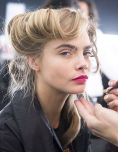 Cara Delevingne, Fashion Week et Suicide Squad                                                                                                                                                                                 Plus