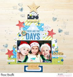 These Are the Days | Various Collections | Sue Plumb – Cocoa Vanilla Studio