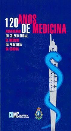 120 anos de medicina : Aniversario do Colexio Oficial de Médicos da Provincia da Coruña : [catálogo da exposición] . Colexio Oficial de Médicos da Coruña, D. Bottle, September 11, Medicine, Historia, Flask, Jars
