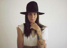 Tasya van Ree talks a hat full of life