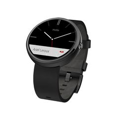 #BestBuy is offering the #Moto360 #SmartWatch for #Android devices 4.3 or higher in black leather for $149.99 ($100 off)! Hurry, while supplies last! Shop Now: www.shop2fund.com  #fathersdaygift #memorialweekend