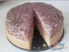 Recept HRK-HRK OLÉ dort s mandarinkami No Bake Cake, Tiramisu, Nutella, Bakery, Cheesecake, Cooking Recipes, Ethnic Recipes, Food, Recipes With Bananas