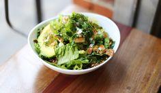 Gingersnap's Organic // raw vegan cafe