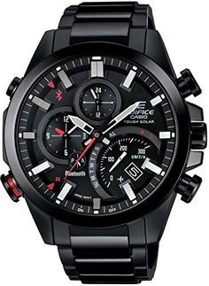 CASIO Men's Watch EDIFICE BLUETOOTH SMART corresponding EQB-500DC-1AJF Edifice http://www.amazon.com/dp/B00N76H5OI/ref=cm_sw_r_pi_dp_WXysvb1GR28KM