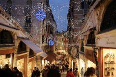 Christmas Venice