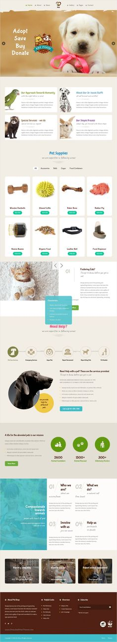 Pet world is beautifully design responsive #WordPress template for #Pet Sitter, Pet #Shop or #Animal Care website with 3 perfect homepage layouts download now➩ https://themeforest.net/item/pet-world-pet-sitter-and-pet-shop-animal-care-wordpress-theme/18600982?ref=Datasata