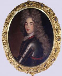 Charles Emmanuel de Longueval, 7e. Comte de Bucquoy, 2e. Prince de Longueval et du St.-Empire (1674 - 1703).
