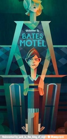 Bates motel / iFunny :)