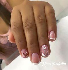 Neutral Nails, Acrylic Nails, Manicure, Nail Designs, Nail Art, Jikook, Erika, Beauty, Outfits