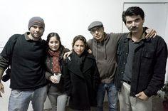Formación académica (taller fotográfico con Alejandro Cossío y Fabio Cuttica).