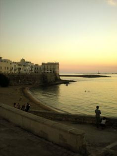 Gallipoli, Apulia #Italy ♥ Discover this destination: www.gadders.eu/destination/place/Gallipoli