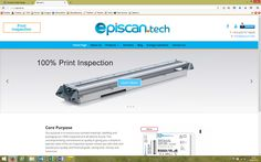 Episcan ensures your printed materials, labelling and packaging are inspected and all defects found. Website designed and built by Format Web Designers in Sligo.