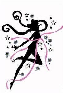 This is the sailor moon tattoo I want to add on my left ankle.