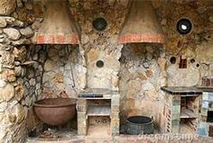 Rustic Outdoor Kitchens - Bing Images