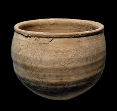 Ancient Roman terracotta large cup or tall bowl from 2nd of 3rd century AD. http://www.ancientresource.com/lots/roman/roman-terracotta-pottery.html#