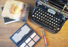 kosmetyki kat von d maszyna do pisania szarosci codziennosci Kat Von D, Typewriter