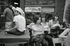 vintage everyday: Everyday Life in Detroit, Michigan in 1972