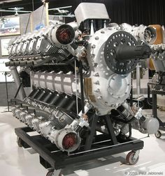 "On 4 January 1921, the Allison Experimental Company changed its name to the Allison Engineering Company. By 1924, the Army Air Service (AAS) Power Plant Section at McCook Field, Ohio had designed a large 24-cylinder engine in an ""X"" layout."