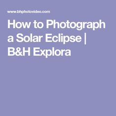The moon will pass directly between the sun and the Earth on Monday, Aug. causing a total solar eclipse. If you want to see it happen, learn how to build a simple eclipse viewer out of a shoe box. Solar Eclipse Photography, Moon Photography, Event Photography, Photography Business, Solar Eclipse Facts, Solar Eclipse Activity, Solar Eclipse 2017, Eclipse Photos, Total Eclipse