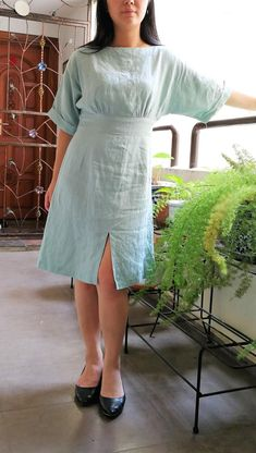 Are you looking for Kimono sleeve Meadow Linen dress, Linen tunic, Dress, Natural dress, Eco-friendly dress Flax Linen? We have sorted out the most fashionable & trending dresses of Check out our top picks now. Linen Tunic Dress, Linen Dresses, Off White Dresses, Casual Dresses, Summer Dresses, Simple Kurta Designs, Indian Gowns Dresses, Tunic Designs, Amanda