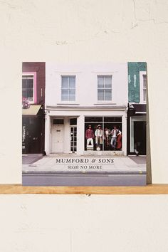 Mumford And Sons - Sigh No More LP - Urban Outfitters