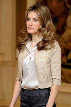 Princesa Leticia: