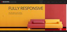 WordPress Themes for Interior Design Websites