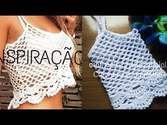 860 Crochet Blusas Video En 2021 Ganchillo Blusas Croché Ganchillo