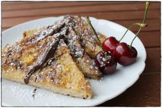 ginger in the basement.: French Toast.