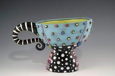 Американская художница по керамике. pe4eniyshka в art_links