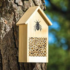 Bee Habitat  Spring is right around the corner!  New Outdoor & Garden products for your upcoming season!  Shop Now:  www.femailcreatio... #UniqueGifts #GiftsForWomen #Gifts #GiftsForAllOccassion #InspirationalGifts #Sassy #Garden #Outdoor