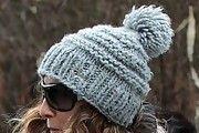 Sarah Jessica Parker Knit Beanie