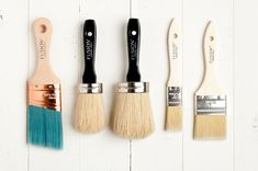 Brushes • Fusion™️ Mineral Paint
