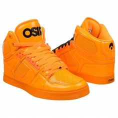Osiris Men's NYC 83 VLC Shoe Skate Shoes, On Shoes, Osiris Shoes, Dumpster Diving, Orange Shoes, Fashion Updates, Custom Shoes, Shoe Brands, Skechers