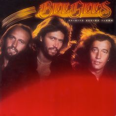 Bee Gees – Spirits Having Flown | Vinyl Album Covers.com