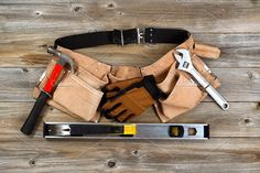 Tool Belt by Tigerpix LLC on @creativemarket