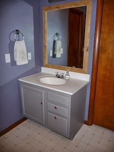 Bathroom Vanities Under $100 lowes-project source 48-in x 21-in white traditional bathroom