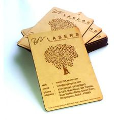 Made of 1.5mm thick Pine MDF, these cards are laser cut and engraved. There will be a beautiful burn effect on the edges. You will get set of 100 cards when you order