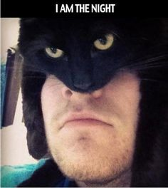 I'm Catman!