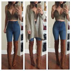 WEBSTA @ heyitsannabanana - Jeans and top from @fashionnova @fashionnova | www.fashionnova.com ❤️ 15% off code XOANNA #fashionnova