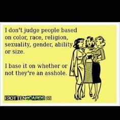 Judging People   Stix Blog