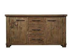#furniture Eco Wide Wooden #Sideboard Was £799 | Clearance Price £599 http://bucksme.com/activity/p/3972/