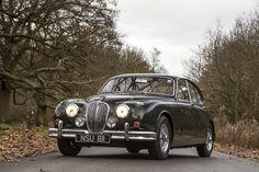 1960 Jaguar MK II - 3.8 VICARAGE | Classic Driver Market
